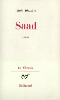 Saad - Alain Blottiere